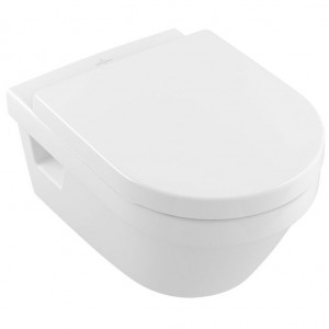 Villeroy & Boch Architectura wall-mounted washdown toilet DirectFlush  5684R0R1