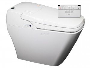 VOVO TCB-080S turn key all in one shower toilet