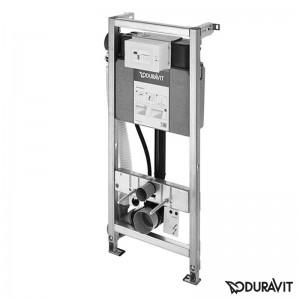 Duravit DuraSystem toilet element manual odour extraction