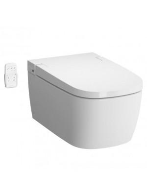 VitrA V-care 1.1 Basic shower toilet 5674B403-6195 bidet combination