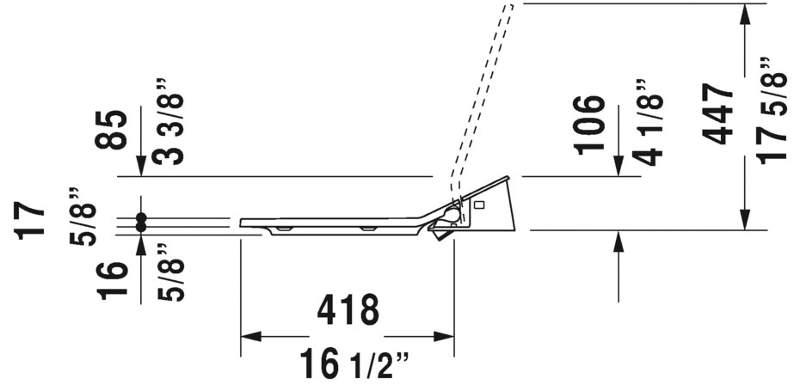 duravit toilet installation instructions