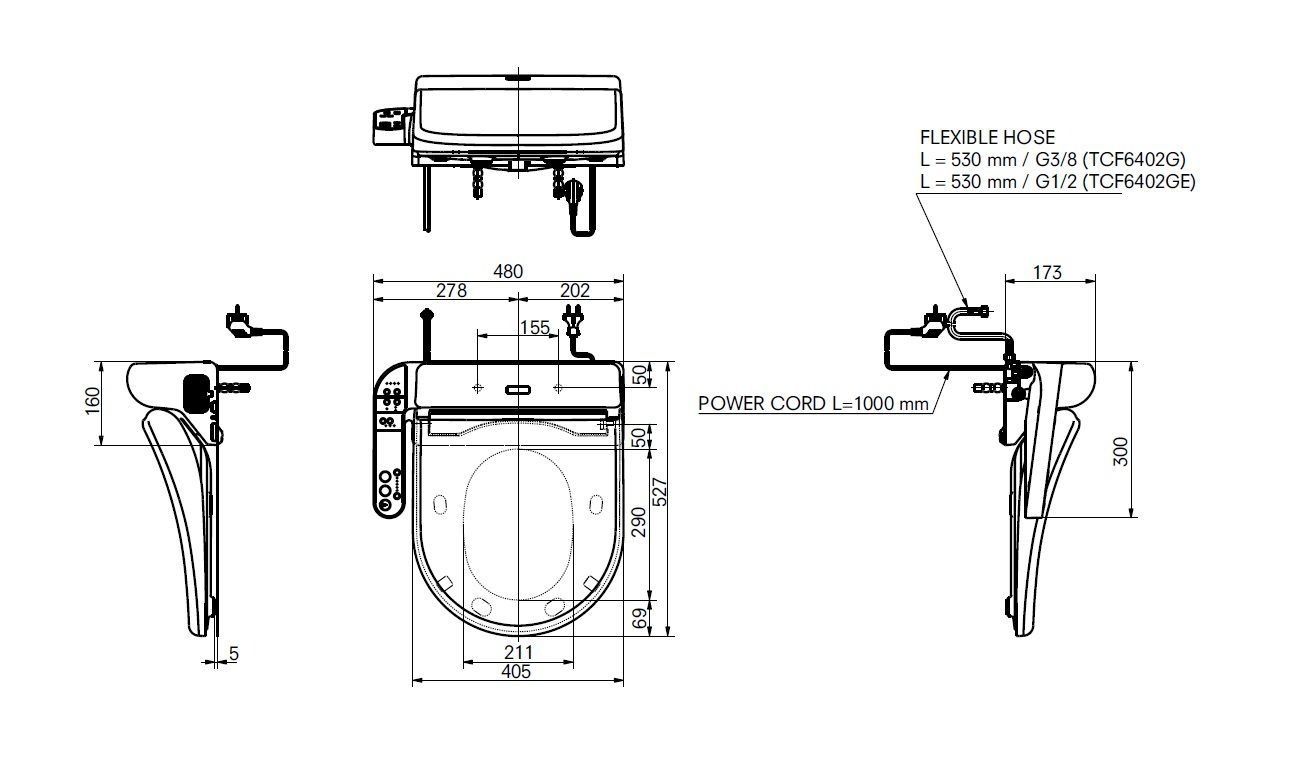 toto washlet ek japanese toilet bidet seat tooaleta. Black Bedroom Furniture Sets. Home Design Ideas